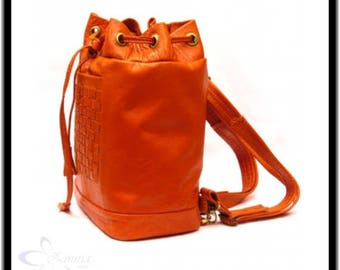 Leather backpack women, Leather bags women, Large bag women
