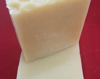 Honey Lemongrass Soap Bar