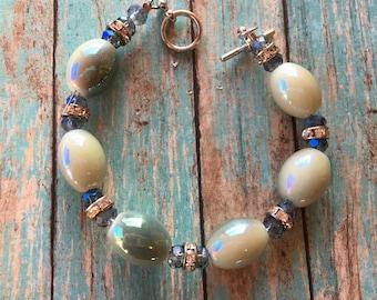 Southwest Boho Beaded Bracelet,  Beaded Bracelet, Southwest Jewelry, Boho Jewelry, Boho Bracelet, Southwestern Bracelet