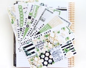 Enchanted Weekly Kit (stickers for Erin Condren Life Planner - Vertical)