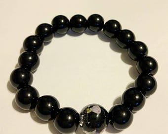 Black Accent Bracelet