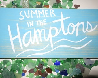 Summer in the Hamptons