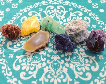 XL Chakra Stone Set