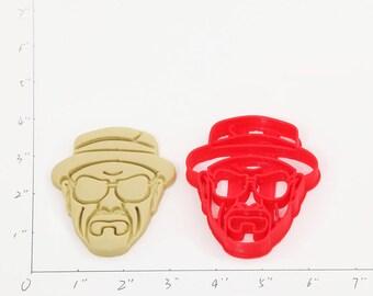 Heisenberg Breaking Bad Cookie Cutter