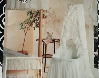 """McCall's Home Center """"Canopy Essentials"""" Instruction Booklet"""