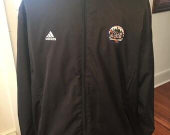 Vintage 1990's Adidas NY Mets Track jacket