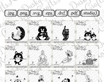 ALL FILES .SVG .eps .dxf .png .jpg .pdf .studio3 for cutting, crafting, scrapbooking