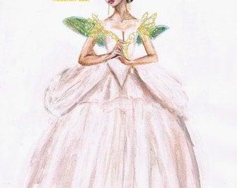 Fairy Queen print