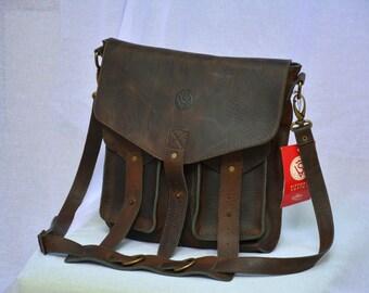 Leather bag Unique leather bag Genuine leather bag Mens leather bag Handmade bag leather satchel Mens Shoulder Bag Mens Handbag Messenger