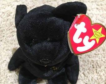 """Ty """"The End"""" Beanie Baby"""