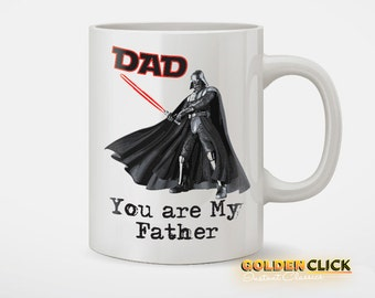 Dad You Are My Father Coffee Mug