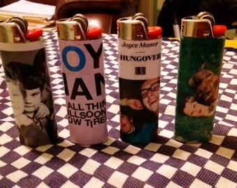 Joyce Manor Bic Lighters