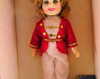 Vintage Shirley Temple Poor Little Rich Girl 1982 Ideal