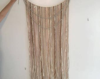 Large Free Flowing wall hanging