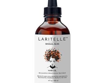Laritelle Organic Hair Growth Treatment Sensual Bliss 4 oz