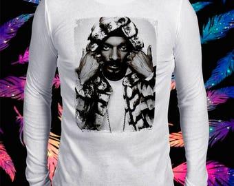 Snoop Dogg rap hip-hop music T-Shirt Long sleeve T-Shirt