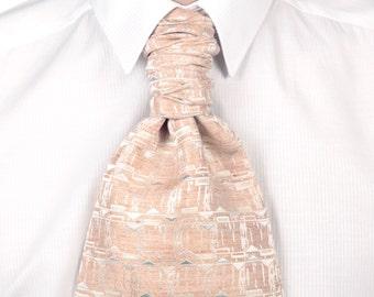 Festal Cravat Emilio Arrugas handmade