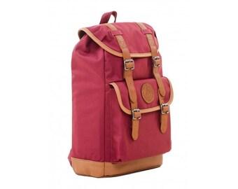 Red Backpack, Vintage Backpack, Laptop Backpack, School Backpack, Rucksack Backpack, Backpack Bag, Canvas Backpack, Travel Backpack, Bags