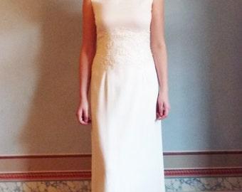 C H A N T A L weddingdress