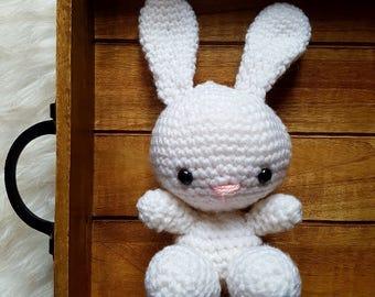 Crochet Easter Bunny || Amigurumi, Crochet Bunny, Amigurumi Toy, Plush Toy, Baby Gift, Crochet Toy, Bunny Toy, Easter Gift, Baby Shower Gift