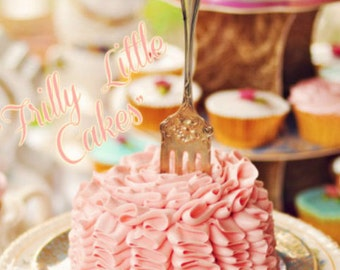 Frilly Little Cakes - a Dragon Age Solas inspired perfume oil