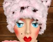 Pink Lux Fur Pussyhat #Pu...