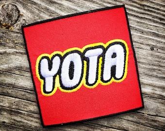 YOTA Patch Toyota