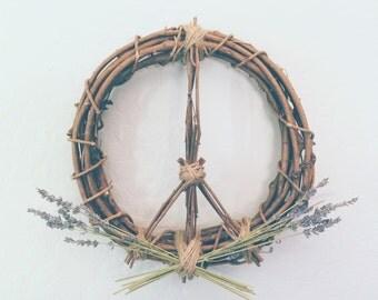 Peace & Lavender