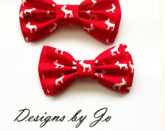 Bow Tie,Dad and Son Bow Ties, Canadiana Bow Ties, Father Son Bow Tie, Mens Bow Tie,Canada Bow Tie,Mens Bowtie,Red Bow Tie,Boys Bow Tie DS687