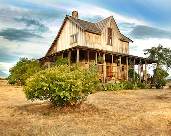 The Wood House (Eagle Point, OR)