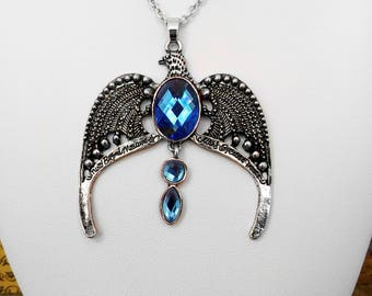 Glorious The Lost Diadem of Ravenclaw Replica Necklace Pendant