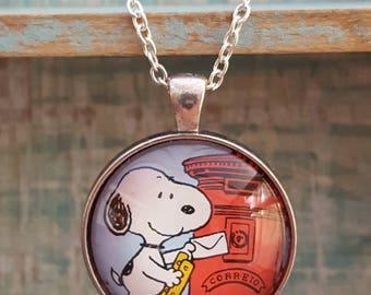 Snoopy Necklace