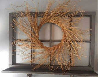 Farmhouse Window and Shelf Decoration- 6 pane