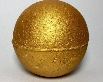 Golden Apple Bath Bomb