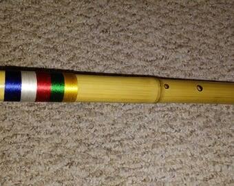 Bamboo Flute Low D major Pentatonic