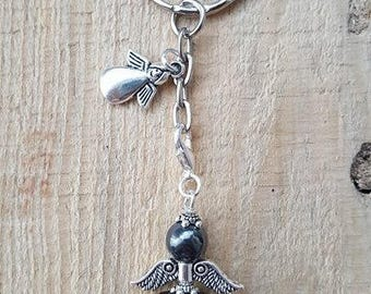 Key ring Angel