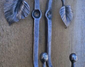 Forged Leaf Hook