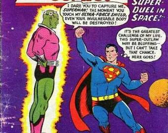 Action Comics on DVD