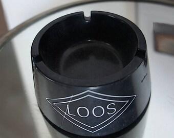 LOOS grand-cafe restaurant Rotterdam ashtray