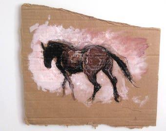 Follow my dreams - horse design