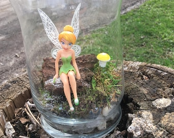 Tink Themed Gairy Garden