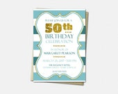 50th Birthday Invitations...