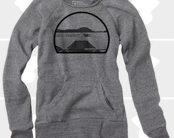 Canoe - Women's Slouchy Sweatshirt