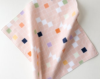 Games Night Handkerchief