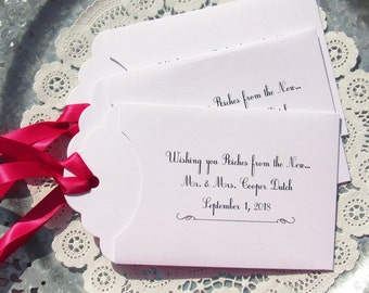 Wedding Favors | Wedding Table Favor | Unique Wedding Favor | Wedding Lottery Ticket Favors | Wedding Lotto Favors | Reception Favors