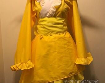 Jolteon Kimono Dress
