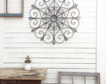 Arrow Wall Decor, Rustic Farmhouse, Native American Decor, Rusty Home Decor