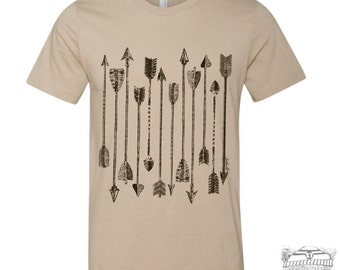 Mens ARROWS Collection t shirt s m l xl xxl (+ Color Options)