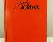 Judy Jordan by Lilian Garis-1931 HC Published by Whitman-Good Condition-Vintage Girl's Adventure Series