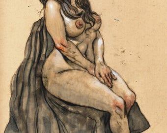 Nude Sketch 2